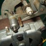 修理前:トランスミッション分解中2