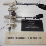 Garrard(ガラード)アーム TAP-10 ステレオモデルとモノラルモデル