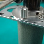 SME3009アームマウント部 ベース板は薄いタイプとなります