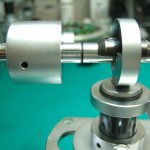 SME3009プロト(緩衝ゴム交換)