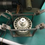 FAIRCHILD(フェアーチャイルド) 412-1A修理前 モーター部