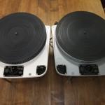 Garrard301(ガラード) ホワイト&ハンマートーン