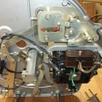 Garrard301ハンマートーン トランスミッション部