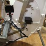Garrard301(ガラード) ノイズサプレッサーは交換済み