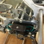 Garrard301(ガラード) 電源端子、電源ケーブルは交換済み