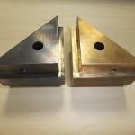 特殊制振合金「インテリアル」と砲金製ベース(2)