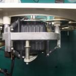 レストア完了後 モーター交換、モーター固定具の追加