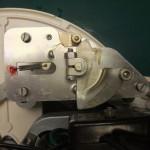 Garrard 301 (S:36466) トランスミッション部