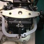 Garrard 301 (S:36466) モーター固定具