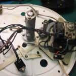 Garrard 4HF修理前(5)