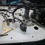 Garrard4HF修理後 ノイズサプレッサー