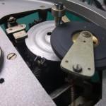 Garrard(ガラード) 301 BBC 修理前(13)
