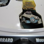 Garrard(ガラード) Model 301 ブレーキ部 オーバーホール前