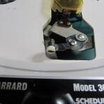 Garrard(ガラード) Model 301 ブレーキ部 オーバーホール後
