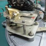 Garrard(ガラード) Model 301 トランスミッション部 オーバーホール前