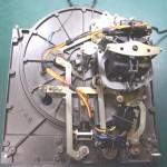 Garrard(ガラード)Model401 底部 オーバーホール後