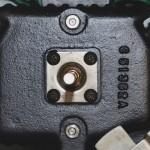 Garrard (ガラード) Model301 モーター軸受部