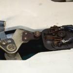Garrard (ガラード) Model301 ブレーキ周辺 メンテナンス前