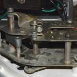 Garrard (ガラード) Model301 トランスミッション メンテナンス前