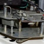 Garrard(ガラード)Model301 トランスミッション オーバーホール後