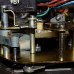 Garrard (ガラード) Model401 トランスミッション部 メンテナンス後