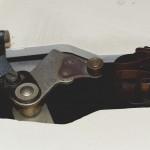 Garrard (ガラード) Model301 ブレーキ周辺 オーバーホール前