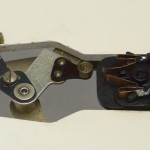 Garrard (ガラード) Model301 スイッチ部 オーバーホール前