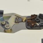 Garrard (ガラード) Model301 スイッチ部 オーバーホール後