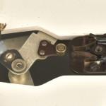 Garrard (ガラード) Model301 スイッチ周辺 メンテナンス前