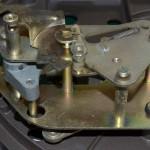 Garrard (ガラード) Model401 トランスミッション部 オーバーホール前