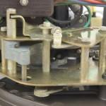 Garrard (ガラード) Model401 トランズミッション部 オーバーホール前