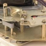 Garrard (ガラード) Model301 トランスミッション部 オーバーホール後