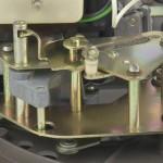 Garrard(ガラード)Model401 トランスミッション部 オーバーホール後