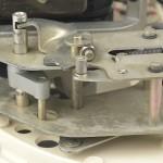 Garrard (ガラード) Model301 トランスミッション部 メンテナンス後
